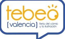 Logo de Tebeo Valencia.