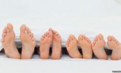 Los secretos repugnantes de los pies apestosos (4)