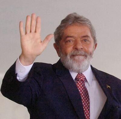 Lula, fue presidente de Brasil entre 2003 y 2010.
