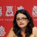 Mónica Oltra Vicepresidenta del Consell.