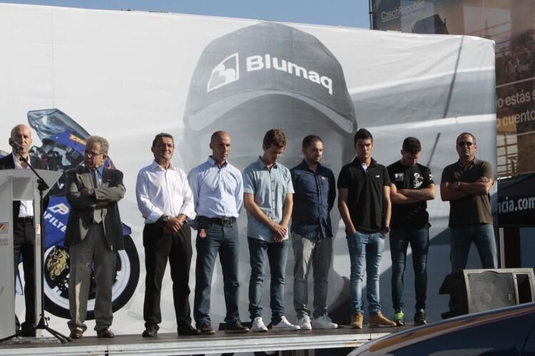 Homenaje a Bernat, fallecido en accidente compitiendo en USA en el Circuit de Xeste