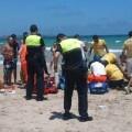 Muere hombre de 70 años en una playa de Torrevieja.