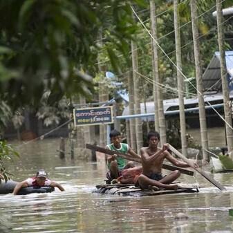 Naciones Unidas estima que alrededor de 156.000 más se vieron afectadas por las intensas lluvias caídas.