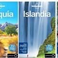 Nuevas guías de Lonely Planet en septiembre.