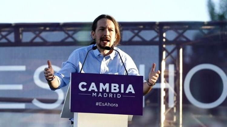 Pablo Iglesias quiere llegar al poder con el reflejo del populismo sudamericano