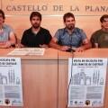 Presentación de la 'Volta en Bicicleta per les Ermites de Castelló'.