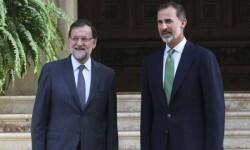 Rajoy Una reforma constitucional no contentaría a los independentistas. Quieren liquidar la soberanía nacional (1)