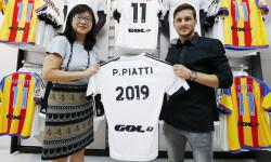 Renovación de Pablo Piatti hasta el 30 de junio de 2019