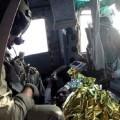 Rescate en helicóptero de uno de los supervivientes en una imagen de archivo.