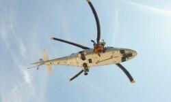 Rescate rural Tous el helicoptero H-V1