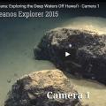 Robots exploran el fondo del Pacífico  imágenes en vivo   Estados Unidos  Hawaii  Internet   América