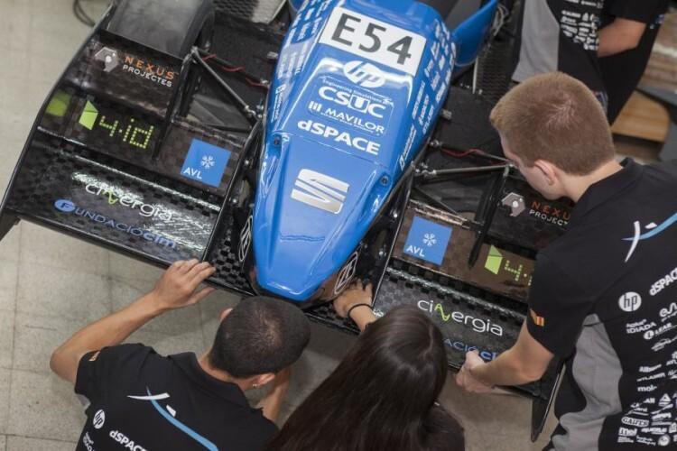 SEAT impulsa la Fórmula 1 universitaria (1)