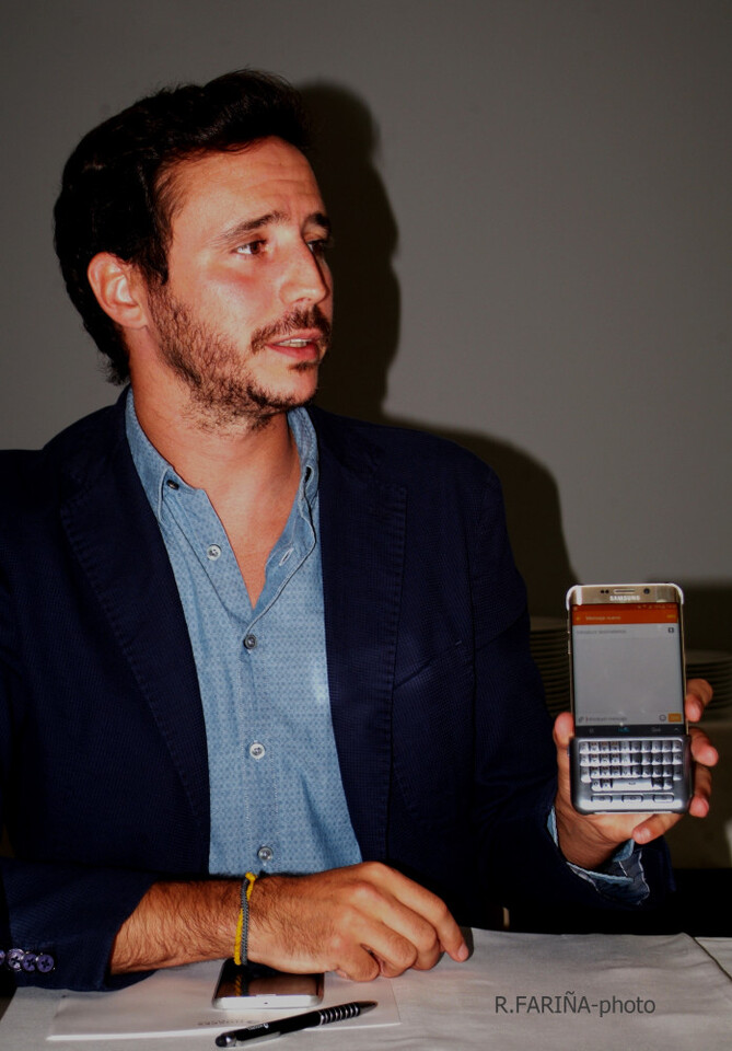 Samsung presentó en Valencia su Galaxy S Edge+ (8)