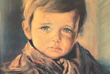 Se dice que el retrato en la pintura es de 'Don Bonillo'