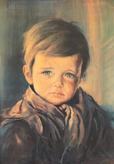 Se dice que el retrato en la pintura es de ' class=