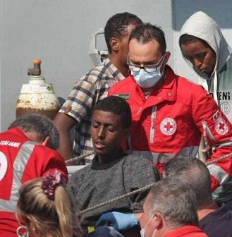 Se trata de una de las mayores operaciones de rescate realizadas en los últimos meses.