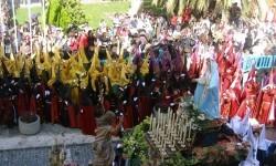 Semana Santa en Gandia.