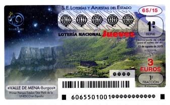 Sorteo del jueves de Lotería Nacional 13 de agosto de 2015