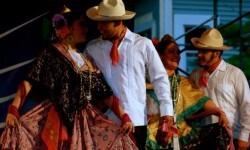 Taiwan, Italia y Mexico llevan el Festival Internacional de Música y Danza Tradicional hasta El Perelló. (Foto-VLCNoticias).