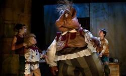 Teatro infantil del SARC.