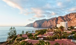 Los Gigantes, TenerifeLos Gigantes, a popular holiday destination Tenerife, in the Spanish Canary Islands