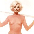 The last sitting (La última sesión) (Marilyn Monroe desnuda) (8)