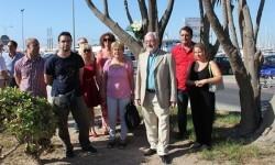 Torrevieja rindió homenaje a las víctimas del bombardeo del año 1938.