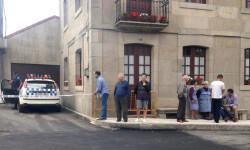 Un hombre mata supuestamente a sus dos hijas en Moraña, en Pontevedra, e intenta suicidarse