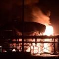 Un muerto y nueve heridos en la explosión de una planta química en China.