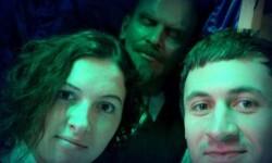 Un sitio web de Rusia ofrece dinero por selfies con muertos (3)