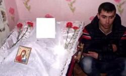 Un sitio web de Rusia ofrece dinero por selfies con muertos (9)