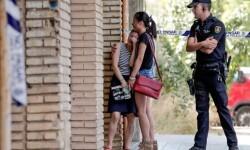 Una mujer de 62 años y una niña de 10 mueren acuchilladas en Valencia