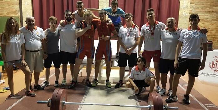 Valencia Club de Halterofilia.