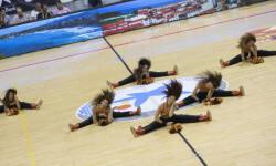 animadoras de baloncesto basket lovers  Selección Española de basket con victoria an (14)