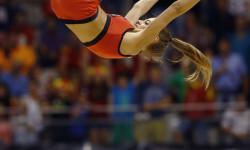 animadoras de baloncesto basket lovers  Selección Española de basket con victoria an (6)
