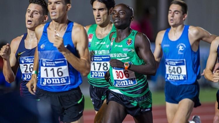 Aunque competirá con su selección, la burundesa, el atleta Antoine Gakeme pertenece al Playas de Castellón.