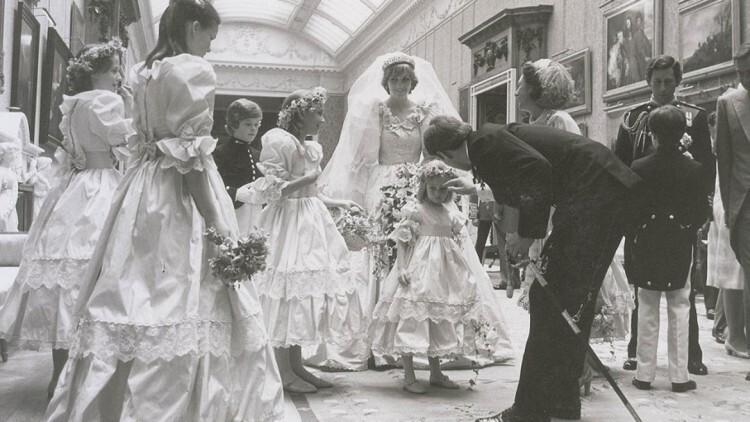 princesa Diana Príncipe Carlos Reino Unido Isabel II , Fotos Bodas Casamiento (10)