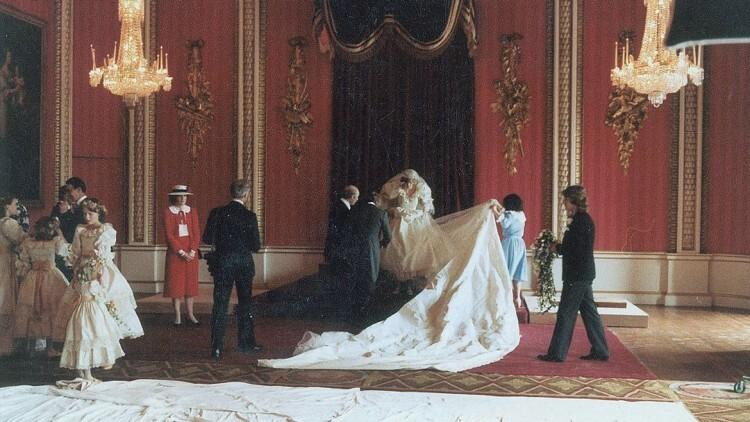 princesa Diana Príncipe Carlos Reino Unido Isabel II , Fotos Bodas Casamiento (2)