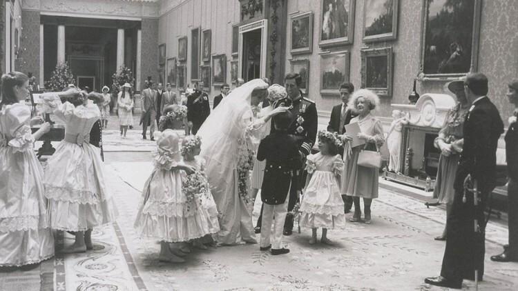 princesa Diana Príncipe Carlos Reino Unido Isabel II , Fotos Bodas Casamiento (6)