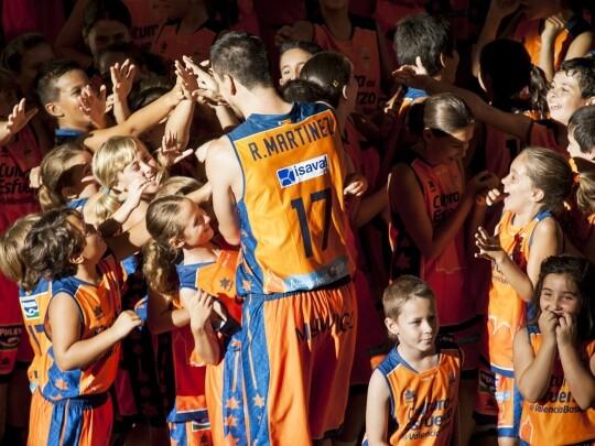 Definidas las fechas de la pretemporada del Valencia Basket 15-16 Autor Foto: Isaac F