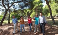 visita al Pinar