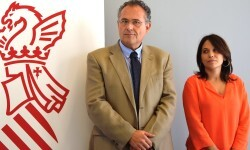 Toman posesión de su cargo Eva Coscollà Grau y José García Añón a propuesta de la consellera Gabriela Bravo