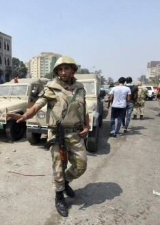 Al parecer, los militares confundieron a los turistas con presuntos terroristas.
