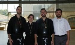 Alboraya consigue buenos resultados en el Campeonato Autonómico de Kendo.