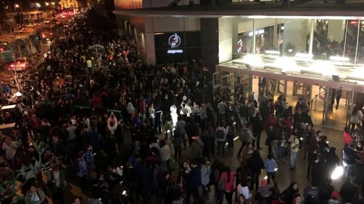 Alerta de tsunami en Chile