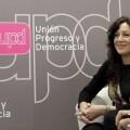Alicia Andújar, coordinadora territorial del partido en la Comunitat.