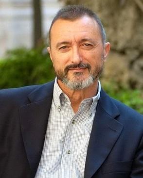 Arturo Pérez-Reverte, premio Liber 2015.