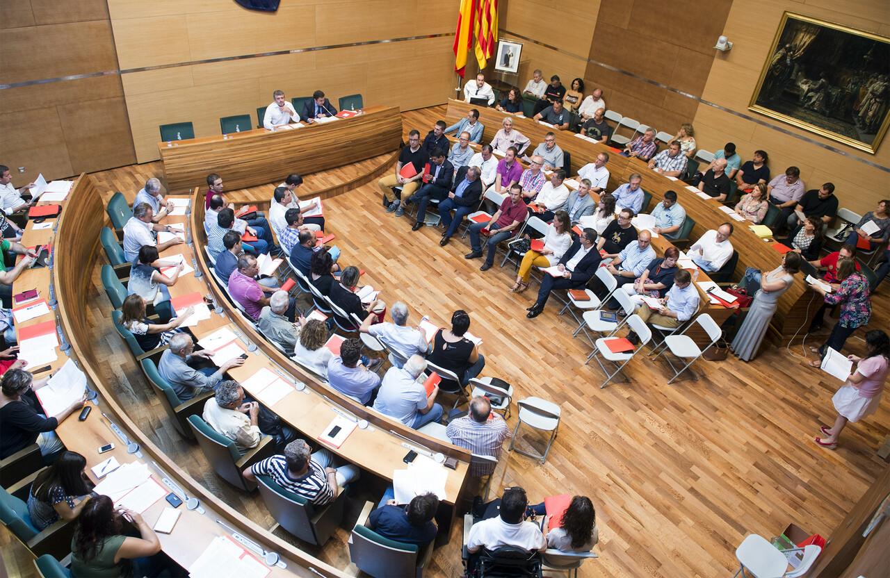Asamblea constitución del Consorcio