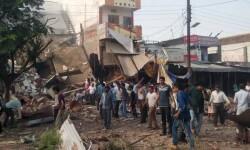Ascienden a 49 los muertos y hay 75 heridos por una explosión de gas en la India.