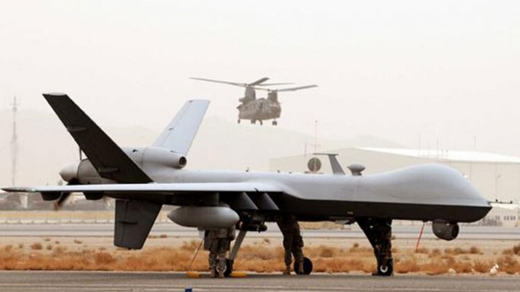 Cómo es el drone que mató a dos yihadistas británicos del Estado Islámico (2)